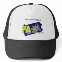 PA Tourette Syndrome Hat