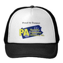 PA Tourette Syndrome Hat