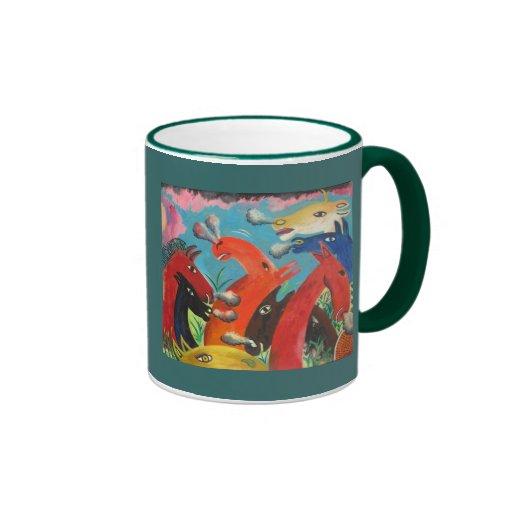 , Paarden van Jeroen Ringer Mug
