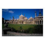 Pabellón, Brighton, Sussex, Inglaterra, Reino Unid Impresiones