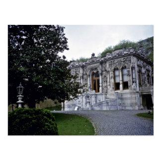 Pabellón de Ihlamur, pequeño palacio de verano del Tarjeta Postal
