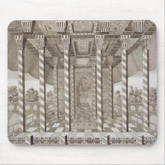 Pabellón en Royal Palace en Isfahán, de 'Voy Tapete De Ratón