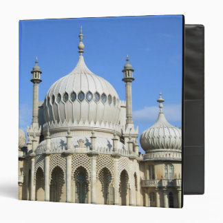 "Pabellón real, Brighton, Sussex, Inglaterra Carpeta 1 1/2"""