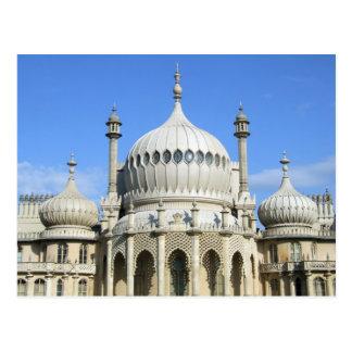 Pabellón real, Brighton, Sussex, Inglaterra Postal