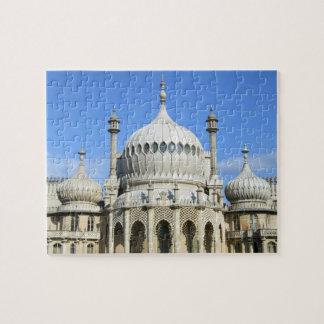 Pabellón real, Brighton, Sussex, Inglaterra Puzzle