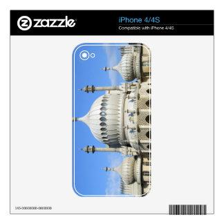 Pabellón real, Brighton, Sussex, Inglaterra Skin Para El iPhone 4