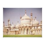 Pabellón real de Brighton Lona Envuelta Para Galerías