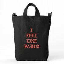 PABLO HAND AND SHOULDER BAG