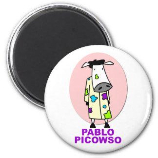 Pablo Picowso Magnets