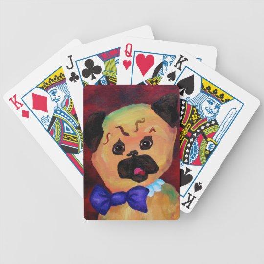 Pablo Pugcasso Deck of Cards