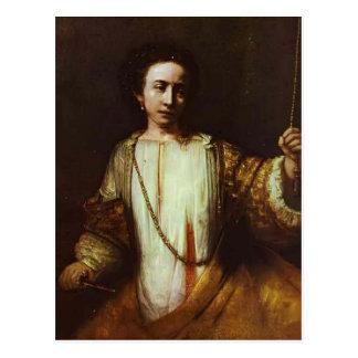 Pablo Veronese- Lucretia Tarjetas Postales