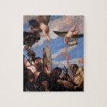 Pablo Veronese- Marte y Neptuno Rompecabezas Con Fotos