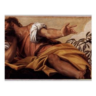 Pablo Veronese- St Matthew Tarjetas Postales