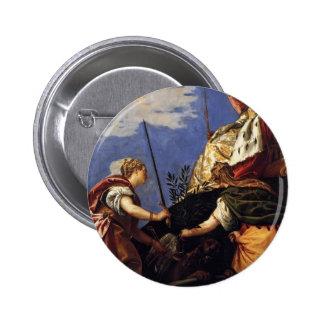 Pablo Veronese- Venetia entre Justitia y el Pax Pin