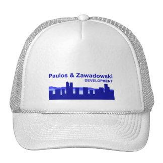 Pablo y desarrollo de Zawadowski Gorro De Camionero