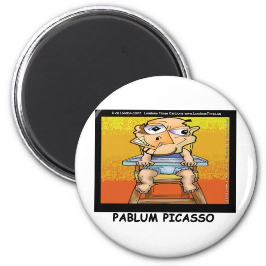 Pablum Funny Tees Cards Mugs Gifts Etc Magnet