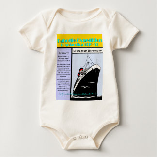Pabodie Expedition Announcement Baby Bodysuit