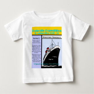 Pabodie Expedition Announcement Baby T-Shirt
