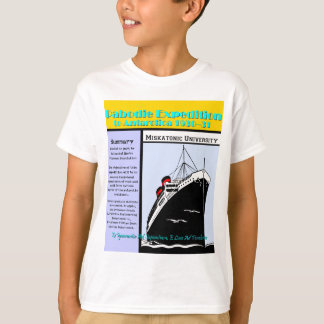 Pabodie Expedition Announcement T-Shirt