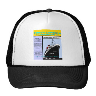 Pabodie Expedition Announcement Trucker Hat