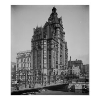 Pabst Building Poster