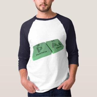 Pac as P Phosphorus and Ac Actinium T-Shirt