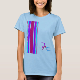 PAC Girl Stripe T-Shirt