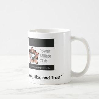 PAC - Power Affiliate Club Mug