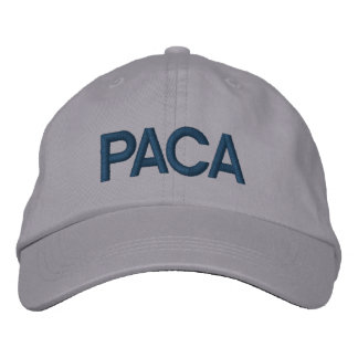 PACA Hat - Grey