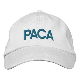 PACA Hat - White