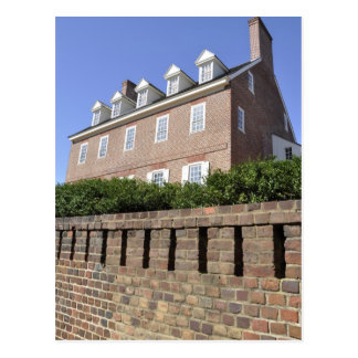 Paca House in Annapolis, Maryland Postcard