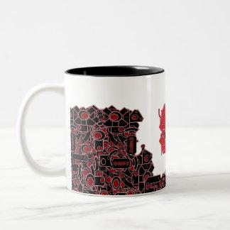 Paca Two-Tone Coffee Mug