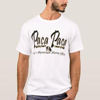 Paca Paca Peruvian Horse Thing T-Shirt
