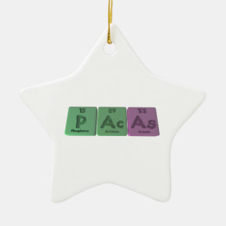 Pacas-P-Ac-As-Phosphorus-Actinium-Arsenic.png Ceramic Ornament