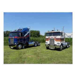 Paccar Cabovers Poster
