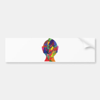 Pace-Avery K Bumper Sticker