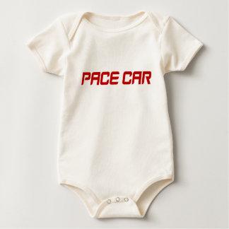 Pace Car Baby Bodysuit