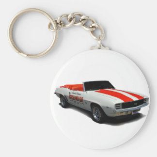 Pace Car Keychains