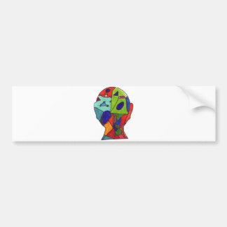 Pace-JP N Bumper Sticker