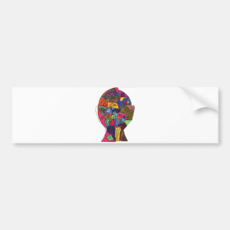 Pace-Mack H Bumper Sticker