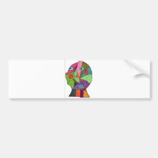 Pace-Maia L Bumper Sticker