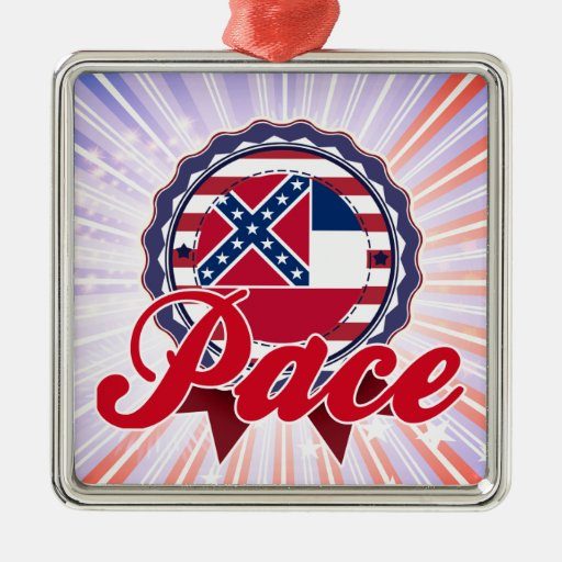 Pace, MS Christmas Tree Ornaments