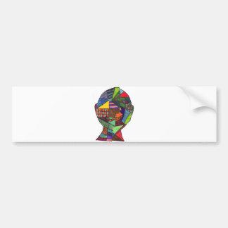 Pace-Nate S Bumper Sticker