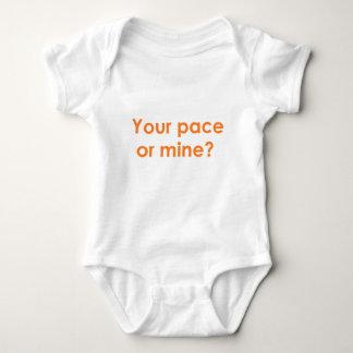 pace-orange t-shirt