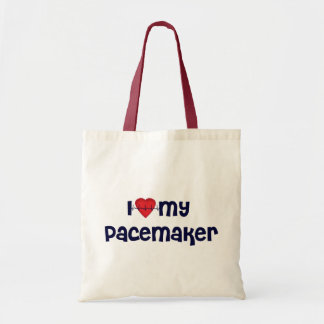 Pacemaker T-shirts | Get Well Gifts Tote Bag