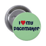 Pacemaker T-shirts | Get Well Gifts Pinback Button