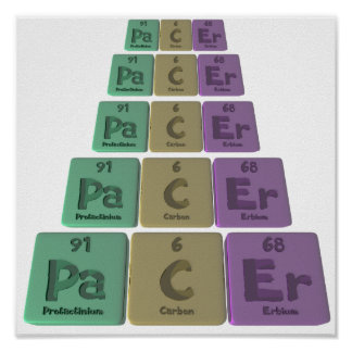 Pacer-Pa-C-Er-Protactinium-Carbon-Erbium.png Posters
