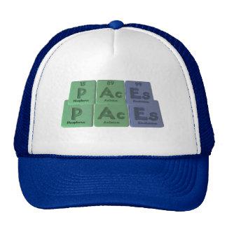 Paces-P-Ac-Es-Phosphorus-Actinium-Einsteinium.png Trucker Hat