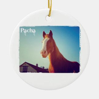 Pacha Deluxe Edition Mug Ceramic Ornament