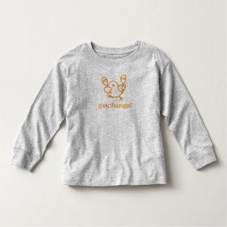¡pachanga! = party! toddler t-shirt